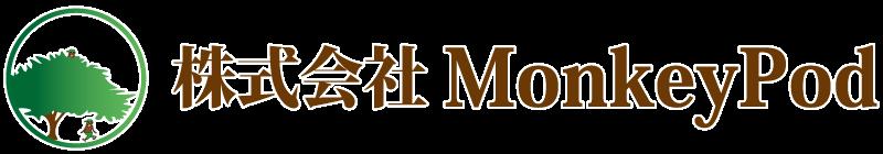 株式会社MonkeyPodロゴ